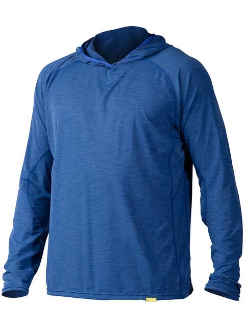 NRS H2Core Silkweight - Couche intermédiaire Homme - bleu